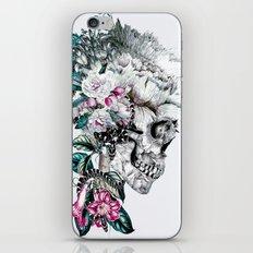Momento Mori Rev V iPhone & iPod Skin