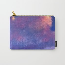 Sky Roses Carry-All Pouch