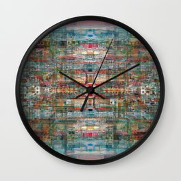 Sunday 7 April 2013: no matter how many times you mull it over it tends Wall Clock