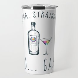 GAY VODKA Travel Mug