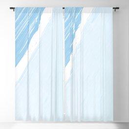 Blue Blackout Curtain