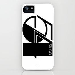 Studio 54 Art Print, Black White Poster, Art Prints, Fashion Print, Minimalist Print, Modern Art, Mi iPhone Case