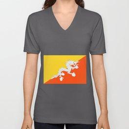 Bt Flag Unisex V-Neck