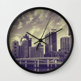 city florida Wall Clock