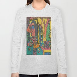 Living Room Long Sleeve T-shirt