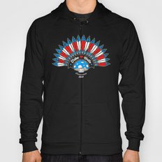 Tribal Patriot Hoody