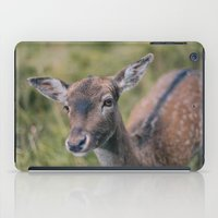 bambi iPad Cases featuring Bambi by Kalbsroulade