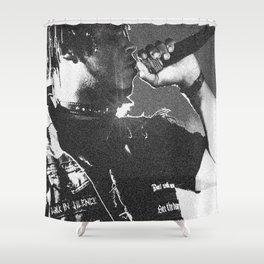 Juice WRLD Shower Curtain
