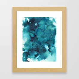 Blue Dream Framed Art Print