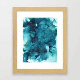 Blue Dream Framed Art Print
