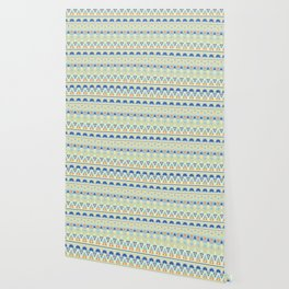 Ethnic , tribal , pastel Wallpaper