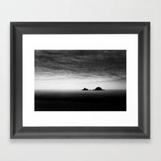 Cornish Coast Framed Art Print