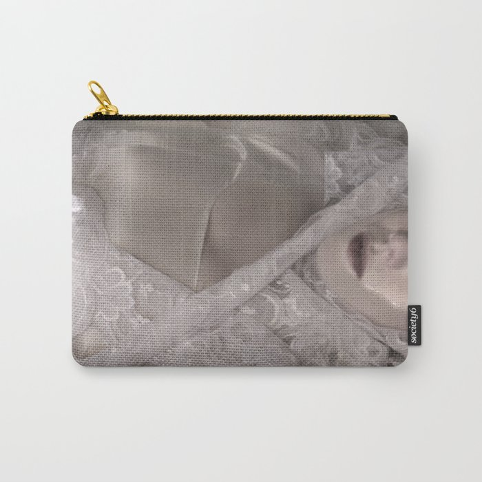 Pale Creature Carry-All Pouch
