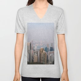 Landscape Photography by Danielle Smit Unisex V-Neck