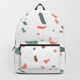 Terrazzo - Rust & Sage Backpack