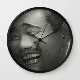 Yao Ming Wall Clock