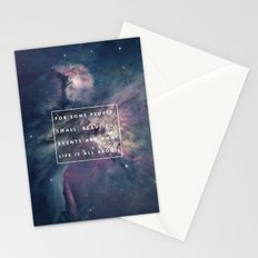 What Life Is All About - Doctor Who Stationery Cards