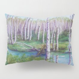 Crossing the Swamp WC151101-12 Pillow Sham