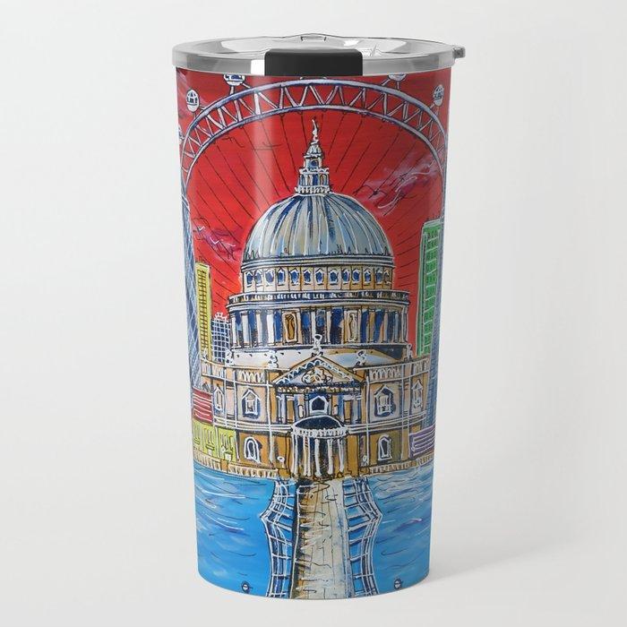 Towers of London Travel Mug