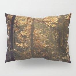 Autumn light - vertical Pillow Sham