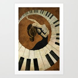 Key to the Soul Art Print