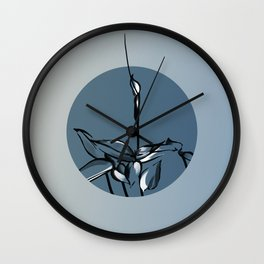 Crow-Dipper Sprouts Wall Clock