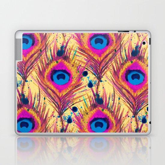 Feather Frenzy Laptop & iPad Skin