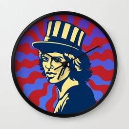 Jagger's Dream Wall Clock