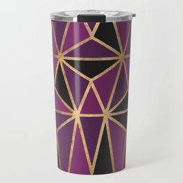 Living In Another Purple World Travel Mug