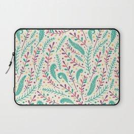 flower patterns Laptop Sleeve
