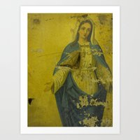 Our Lady  Art Print