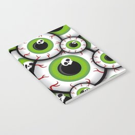 Eyeballs Notebook