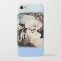 fault in our stars iPhone & iPod Cases featuring The Fault in Our Stars by Francesca Cosentino
