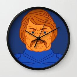 Rio Blast Wall Clock