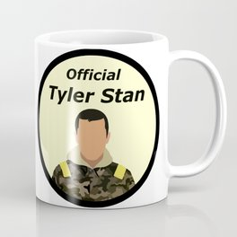Official Tyler Stan Coffee Mug