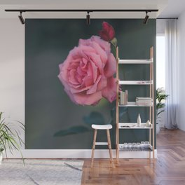 Rose - Pink Beauty Wall Mural