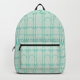 "Graphic lines ""Ohm Series"" Backpack"