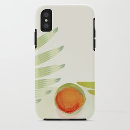 green 2   digital sessions iPhone Case