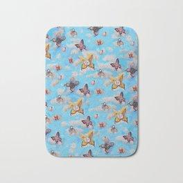Cat Fairies print Bath Mat
