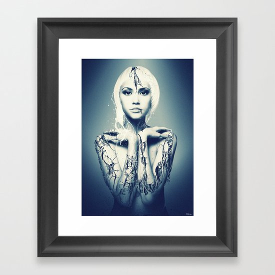 Beauty Expired Framed Art Print
