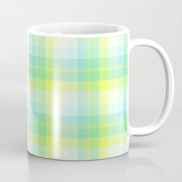 Summer Plaid 8 Coffee Mug