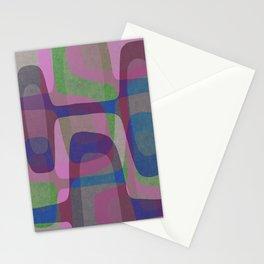 Mid Century II Stationery Cards