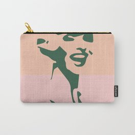 Too Funky Tribute Contemporary Art Carry-All Pouch