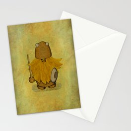 Hirsute Viking Homunculus Stationery Cards