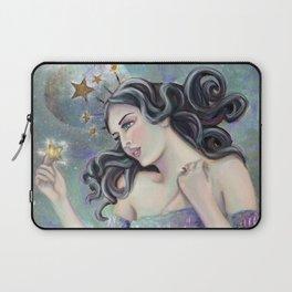 Asteria - Goddess of Stars Laptop Sleeve