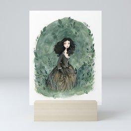 Outlander Illustration Mini Art Print