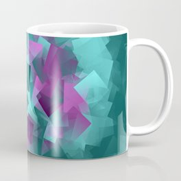 little sqares and rectangles pattern -5- Coffee Mug