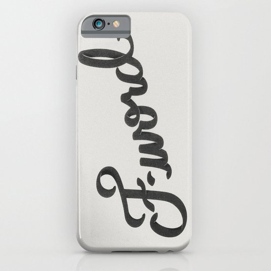 F-word iPhone & iPod Case