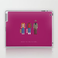 Back To The Future | Famous Costumes Laptop & iPad Skin