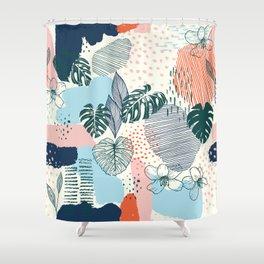 Issa Tropical Shower Curtain